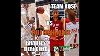 Team Rose (Chicago) Adidas vs. Bradley Beal Elite (St. Louis) Nike   AAU Basketball