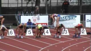 BVV 2011 - Justine Desondre 100m