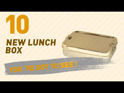 Steel For Kids Lunch Boxes // New & Popular 2017