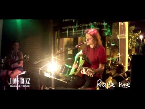 LOVE BUZZ - Nirvana tribute (Unplugged)