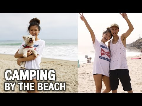 We Went Camping by the Beach   WahlieTV EP602 thumbnail
