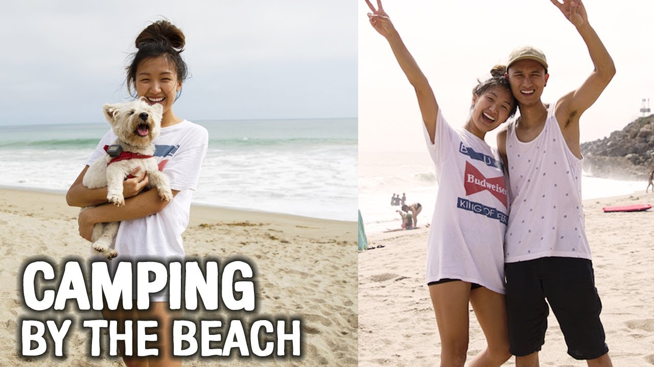 we-went-camping-by-the-beach-wahlietv-ep602