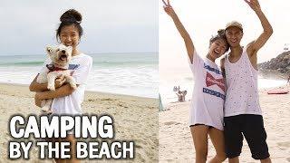 We Went Camping by the Beach | WahlieTV EP602