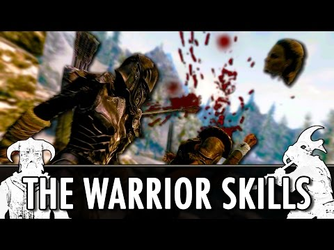 Skyrim Mod: The Warrior Skills - Perk Overhaul - Ordinator