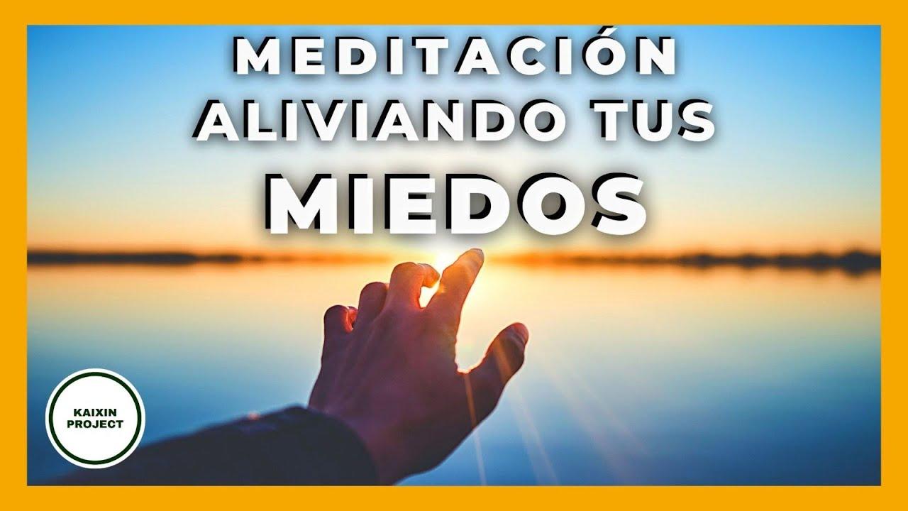 Meditacion para el MIEDO. Sencilla y Efectiva. Calmar emociones y Aliviar tus Miedos.
