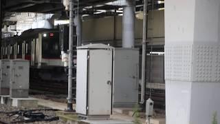 東急目黒線5080系5190F元住吉の踏切通過【回送】