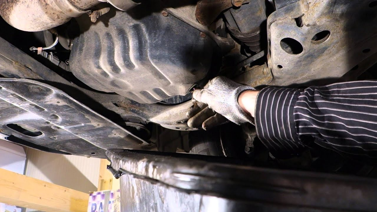 How To Replace Engine Oil And Filter Toyota Camry Vvt I 2
