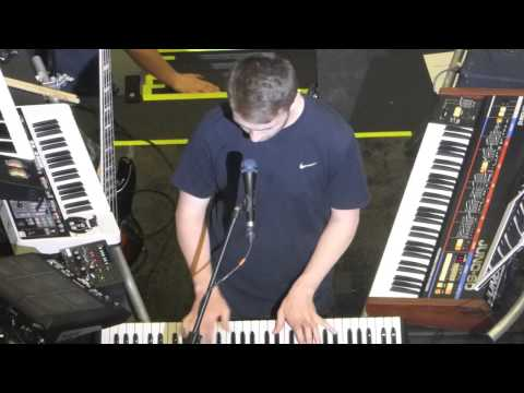 Disclosure Rehearsal 'Willing & Able' ft. Kwabs