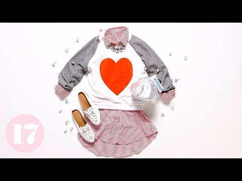 5 Cute AF Valentine's Day Outfits You'll ~Love~ | Style Lab. http://bit.ly/2GPkyb3