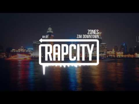 Zak Downtown - Zones (Lyrics)