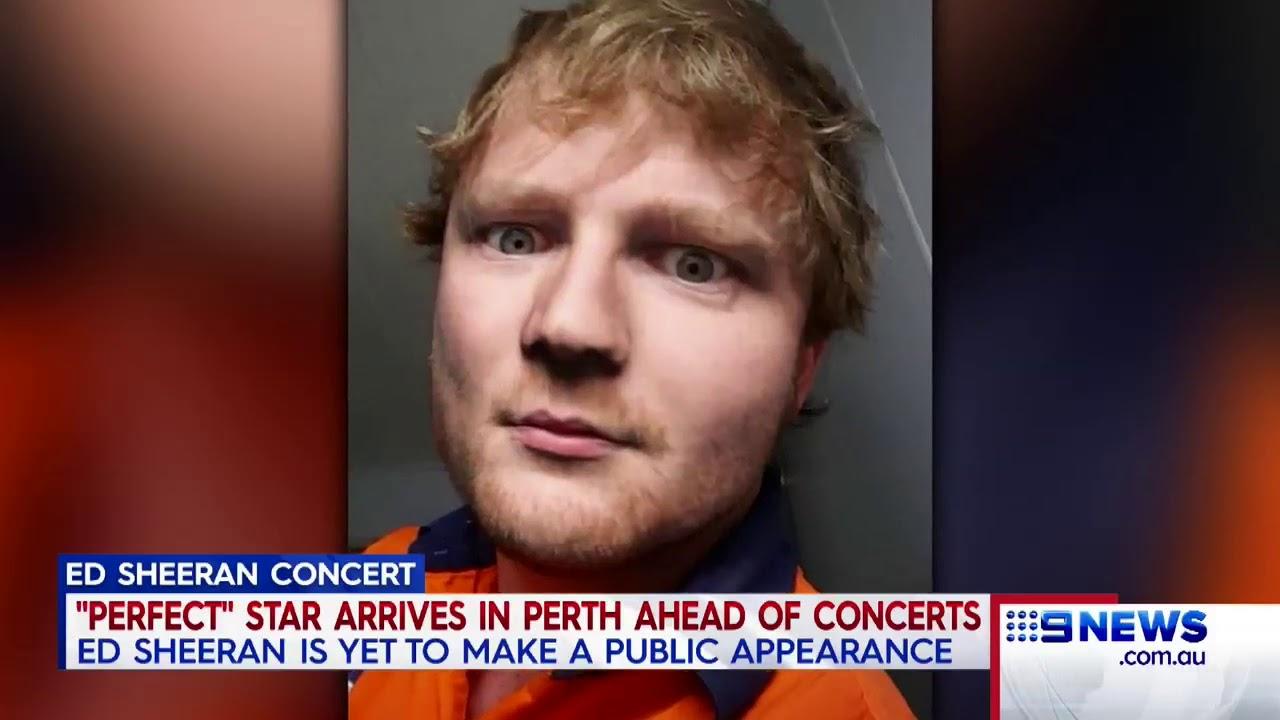 Ed sheeran dating in Perth