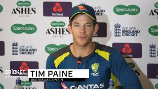 Paine reacts to shock loss, Stokes brilliance