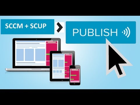 SCCM Built-in Thrid-Party Software Update Publishing Feature without SCUP -  NO need SCUP anymore