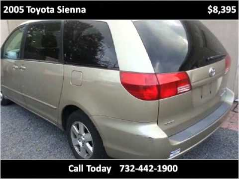 2005 Toyota Sienna Used Cars Perth Amboy Nj Youtube