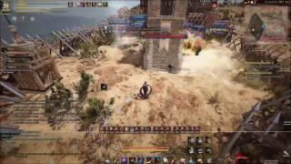 Black Desert Online - Node Wars, Tempest VS Vanity, Kunoichi PoV