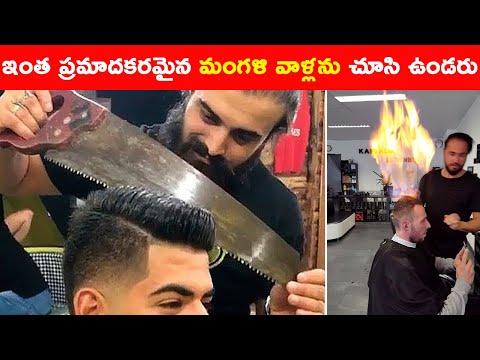 Craziest Barbers in the World || T Talks