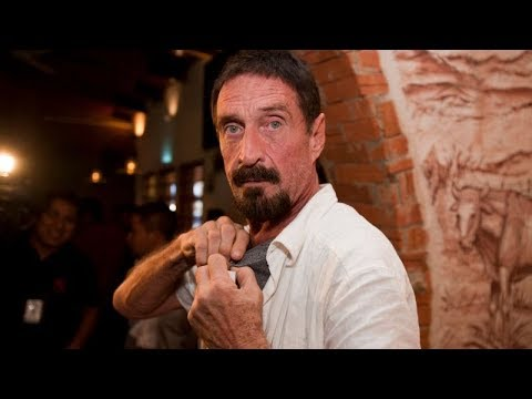 "John ""Shill Lord"" Mcafee Now Charges $500,000 Per Tweet, Soon 1 Million"