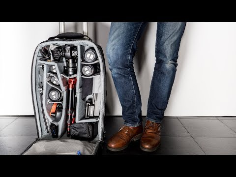 NEW Airport Advantage Plus Roller Bag From Think Tank Photo ► the Ultimate Carry-On Camera Bag