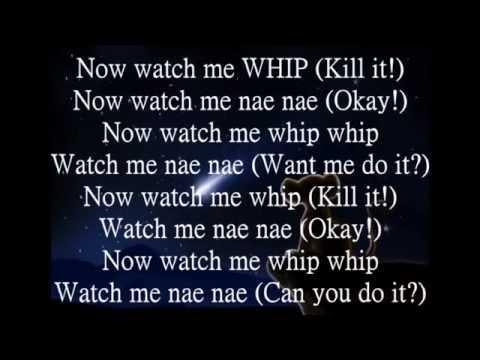 Silento  Watch Me Whip Nae Nae Lyrics