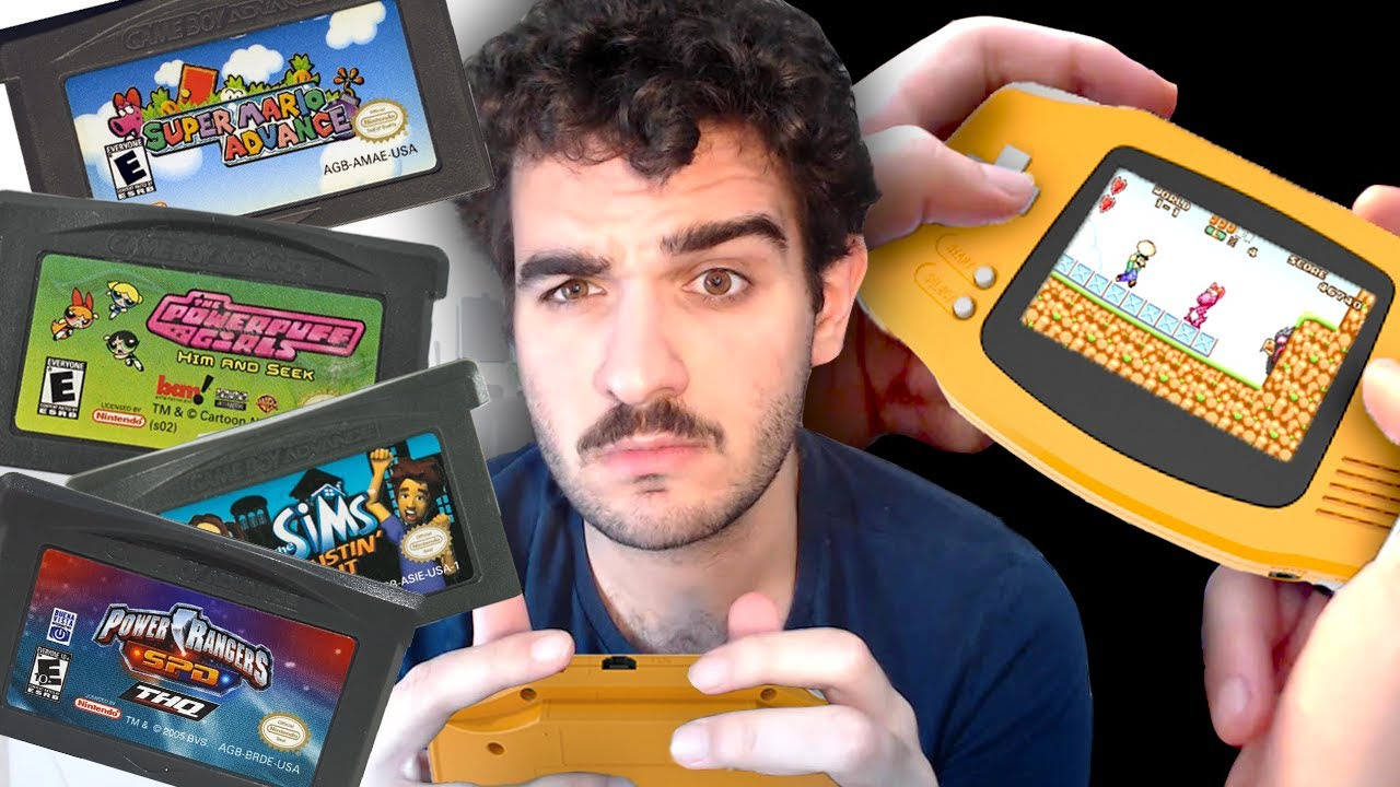 Game Boy Advance is better than Nintendo Switch Lite.