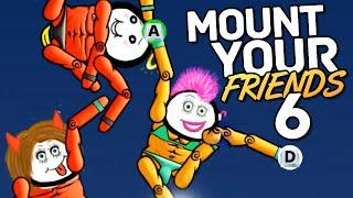 Mount Your Friends - ДАША VS БРЕЙН #6
