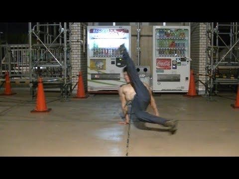 【ブレイクダンス】パワームーブ練習【筋トレ】