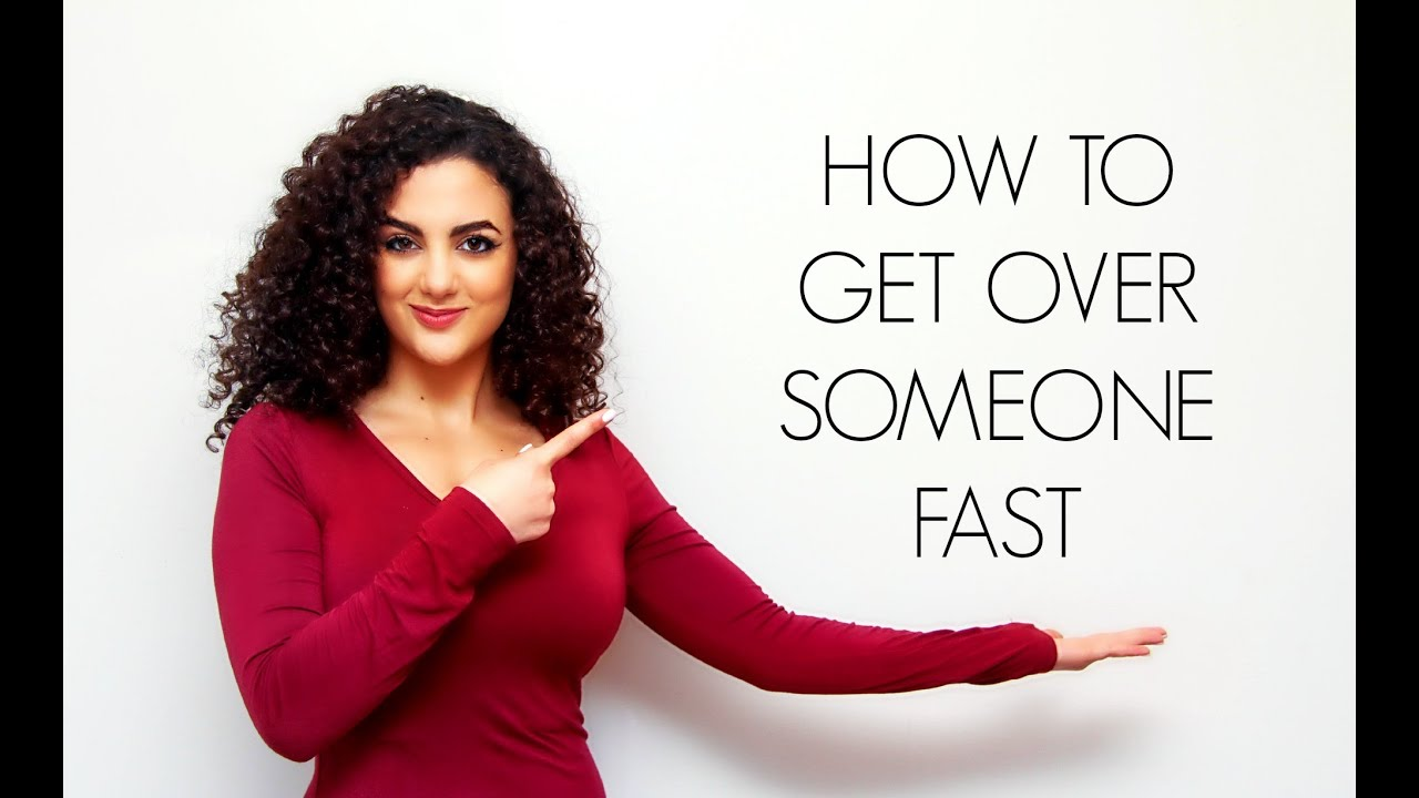 How to get over a girl fast
