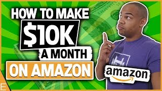 How To Make 10000 A Month In Passive Income With Kindle Publishing STEP BY STEP