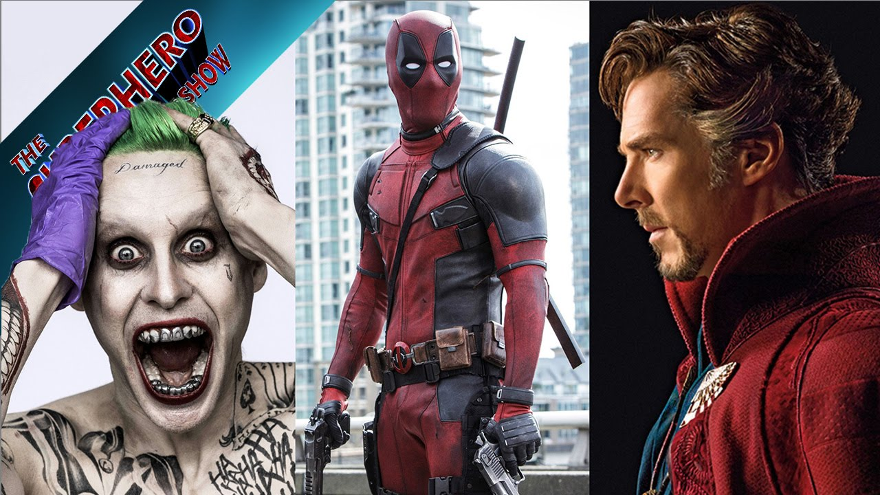 Are There Too Many Superhero Movies Coming Out in 2016 ...