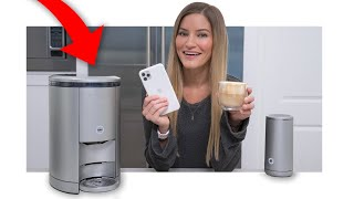 New HIGH TECH Coffee maker at home! Spinn Coffee Review!
