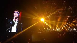 Maroon 5 en vivo en Ecuador (Red Pill Blues Tour 2018) Parte 1