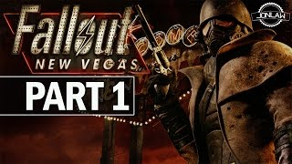 Fallout New Vegas Walkthrough - Part 1 Goodsprings - PC Gameplay
