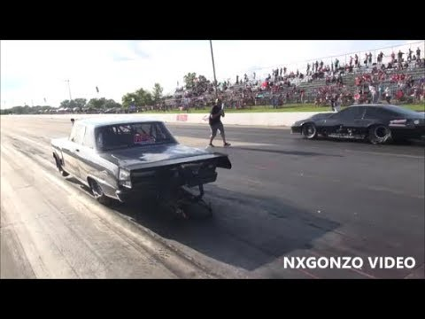 Download Youtube: Street Outlaws Kye Kelley VS Daddy Dave @ Outlaw Armageddon