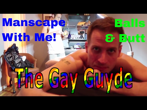 Manscape With Me! Part 3 - Balls And Butt Hair: Sugaring At Hush Men's Spa (NSFW)
