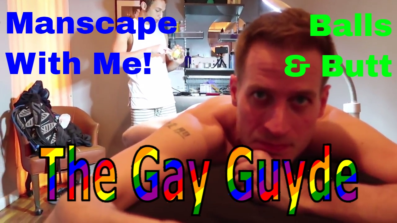 Massage my ass on gay spa movie