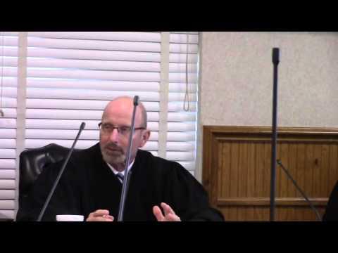 Judge Bram D.E. Canter