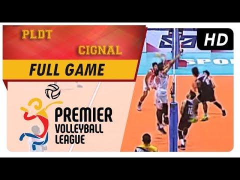 PVL RC Season 2 - Men's Division: PLDT vs. Cignal | Full Game | 1st Set | May 20, 2018