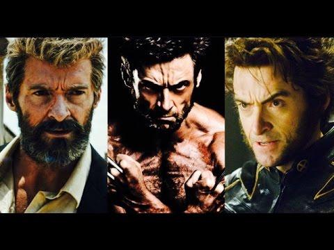 Hugh Jackman •Believer - Imagine Dragons• Wolverine tribute