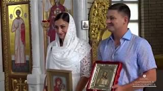 Юлия и Виктор. Венчание. Видеограф - Игорь Абдрахманов