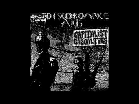 Discordance Axis/Capitalist Casualties - Split EP [1994]