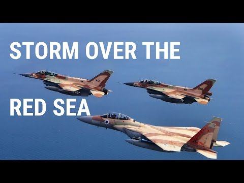 Falcon 4 BMS Storm over the Red Sea