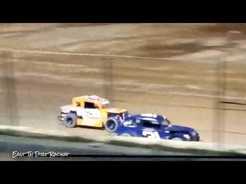 Dwarf Feature @ Wartburg Speedway (6-17-17)