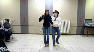 Dance to countrymusic