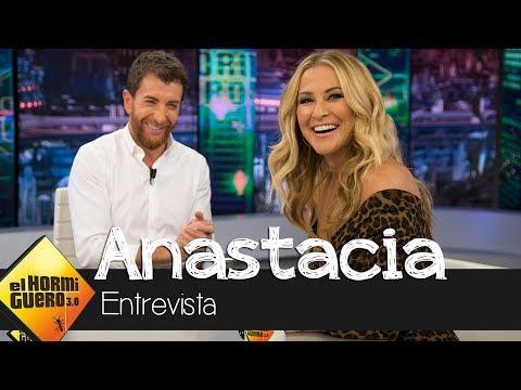 Anastacia habla sobre sus cicatrices con Pablo Motos  - El Hormiguero 3.0