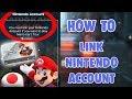 How To Link Nintendo Account Mario Kart Tour   You Must Link Nintendo Account Fix   Create Nintendo
