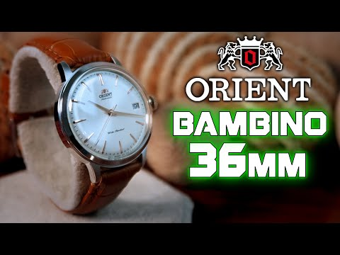 Orient Bambino 36mm 5s Dress Watch Full Review