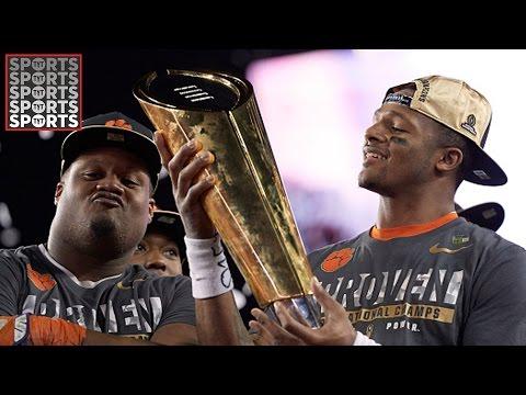 Deshaun Watson Stunned Alabama to Win Championship