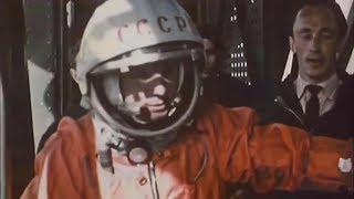1961 : Youri Gagarine, premier homme dans l'espace