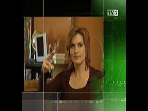 Lovely Mariska Hargitay speaks hungarian :)