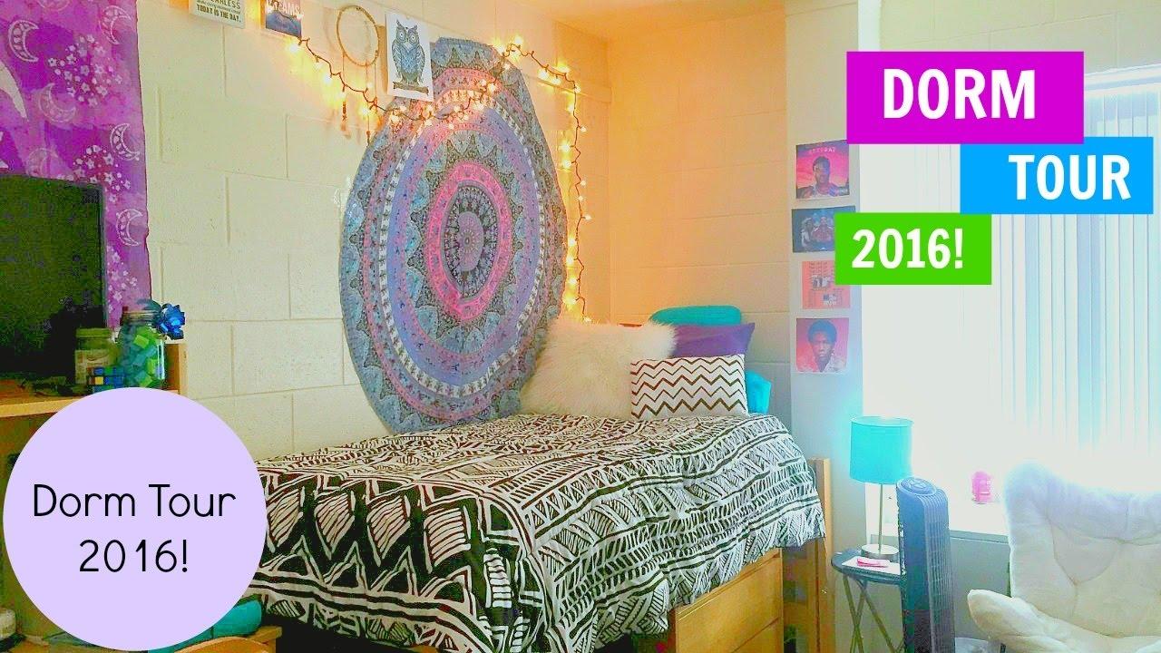 Dorm Tour  Fall 2016♡//Salisbury University Part 42